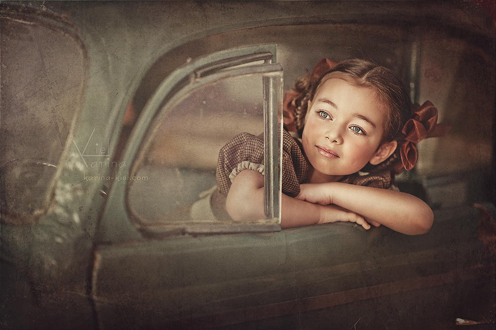 Children's wonderland: Magic photography of kids by Karina Kiel - 12