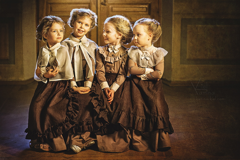 Children's wonderland: Magic photography of kids by Karina Kiel - 14