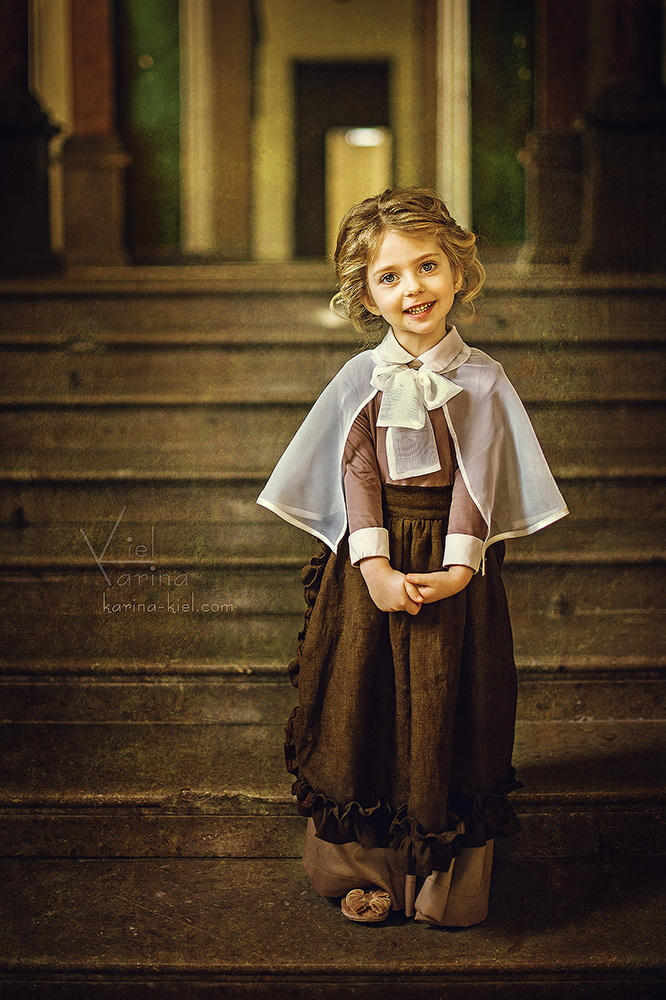 Children's wonderland: Magic photography of kids by Karina Kiel - 15