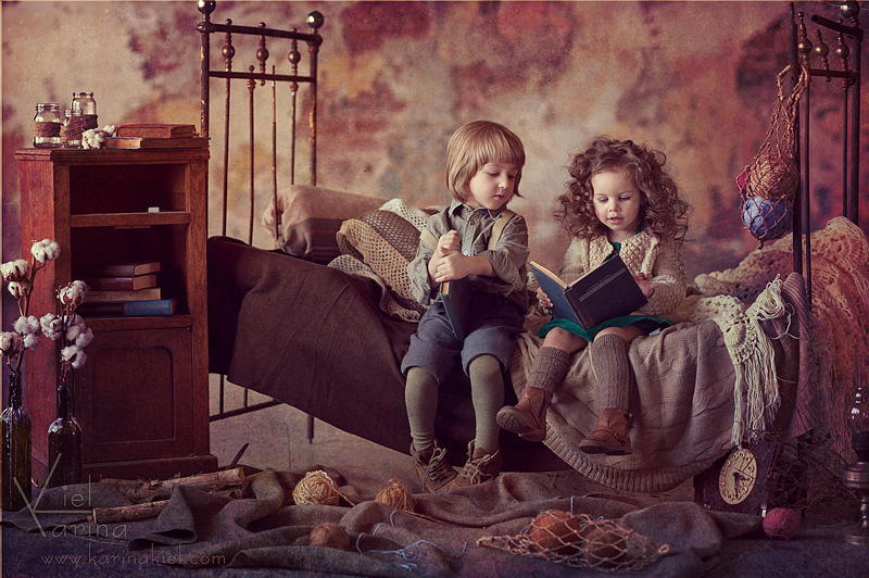 Children's wonderland: Magic photography of kids by Karina Kiel - 02