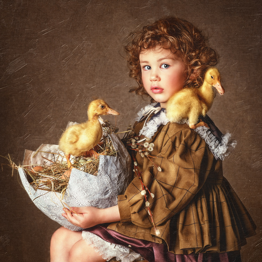 Children's wonderland: Magic photography of kids by Karina Kiel - 20