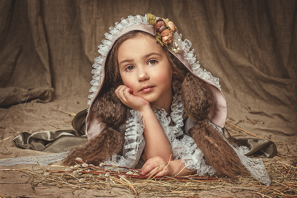 Children's wonderland: Magic photography of kids by Karina Kiel - 21