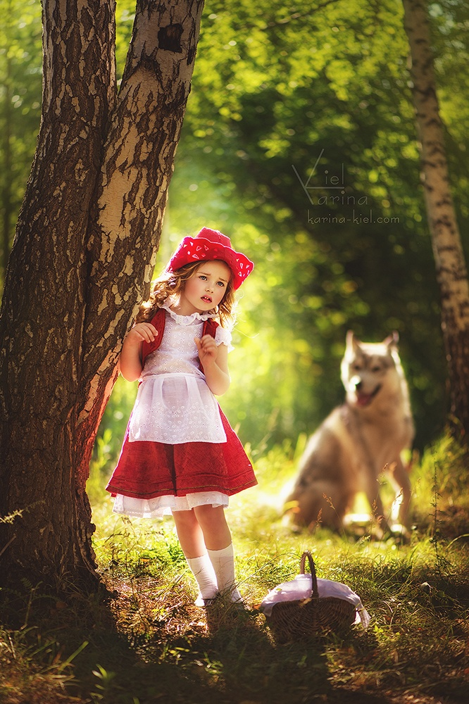 Children's wonderland: Magic photography of kids by Karina Kiel - 26