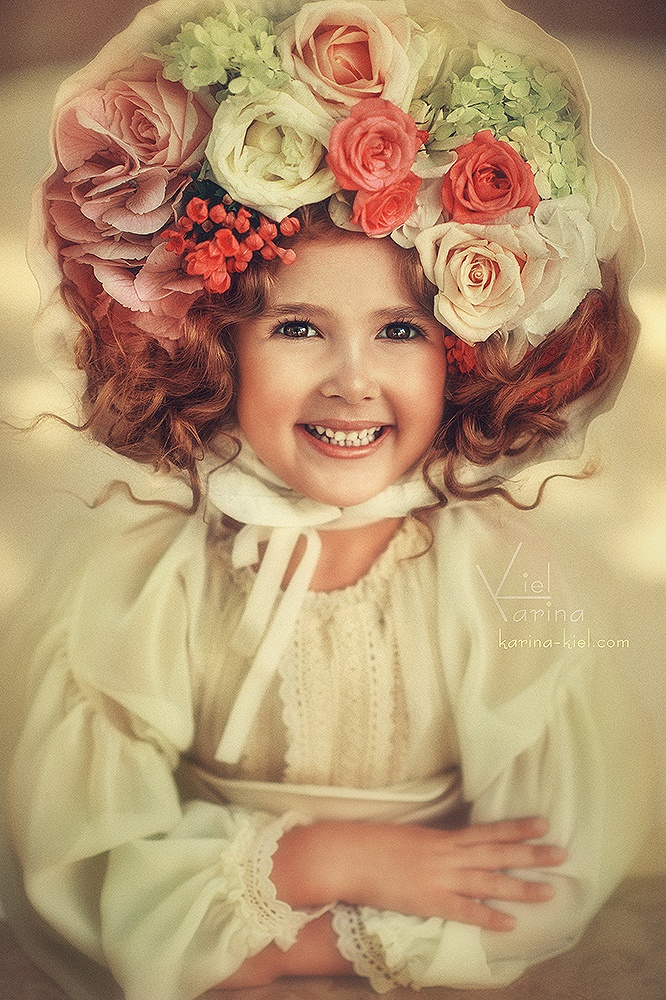 Children's wonderland: Magic photography of kids by Karina Kiel - 28