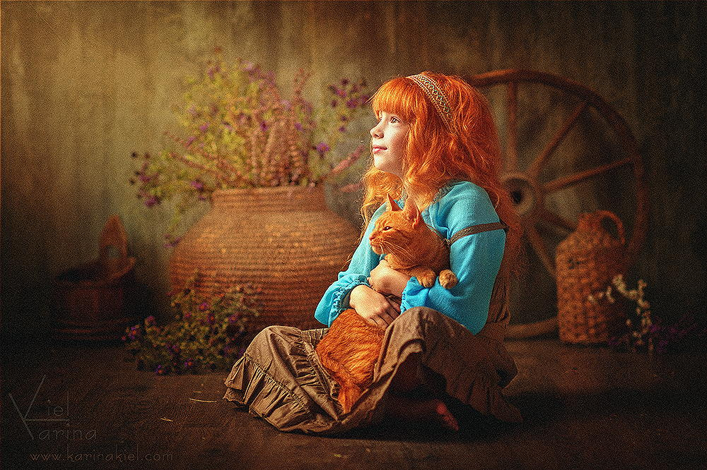 Children's wonderland: Magic photography of kids by Karina Kiel - 03