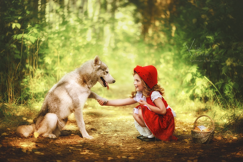 Children's wonderland: Magic photography of kids by Karina Kiel - 32