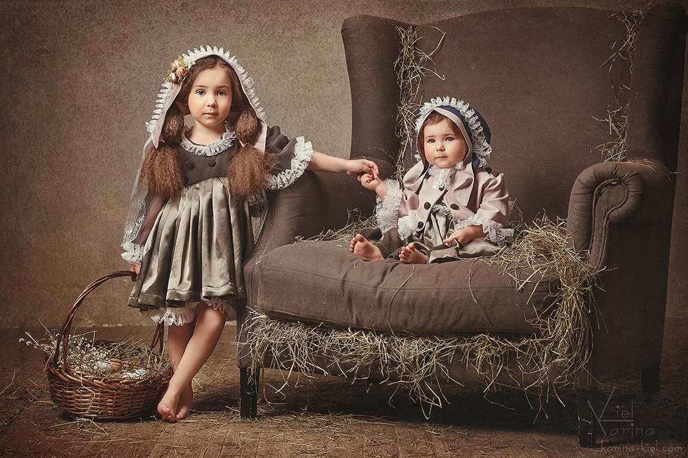 Children's wonderland: Magic photography of kids by Karina Kiel - 33