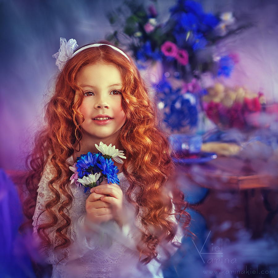 Children's wonderland: Magic photography of kids by Karina Kiel - 04