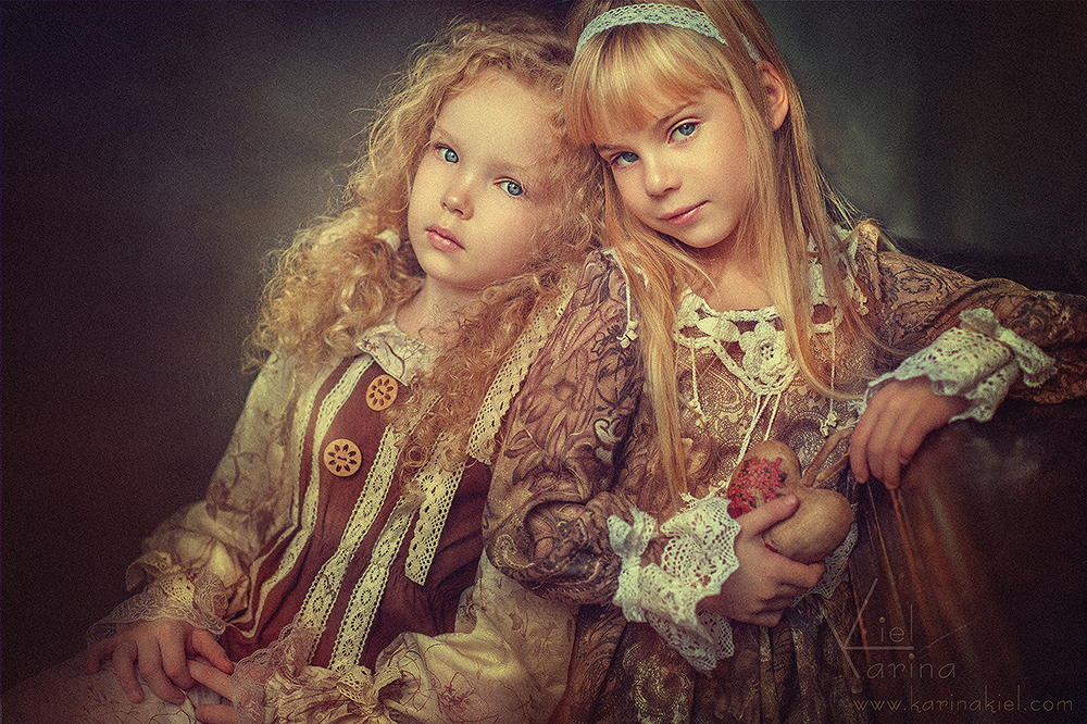 Children's wonderland: Magic photography of kids by Karina Kiel - 06