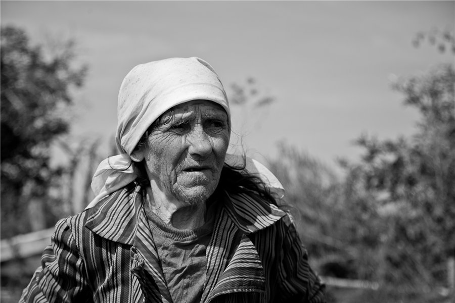 Photo project Forgotten Russia: Forlorn and dying villages - Gladskoye - 11