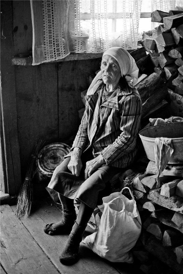 Photo project Forgotten Russia: Forlorn and dying villages - Gladskoye - 15