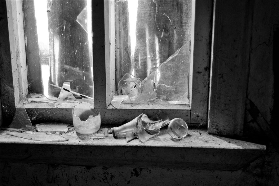 Photo project Forgotten Russia: Forlorn and dying villages - Gladskoye - 20