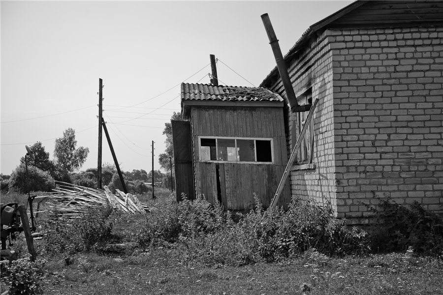 Photo project Forgotten Russia: Forlorn and dying villages - Gladskoye - 07