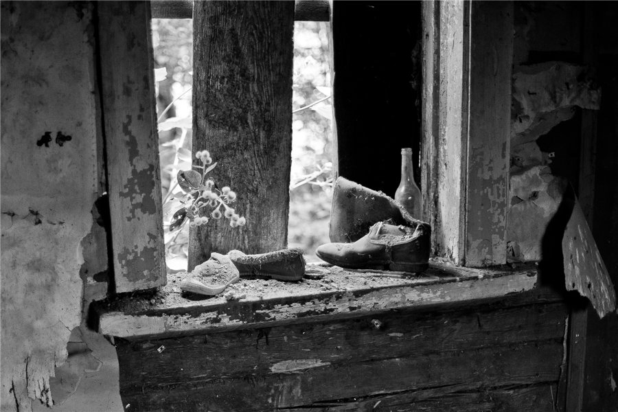Photo project Forgotten Russia: Forlorn and dying villages - Kryuchki - 10