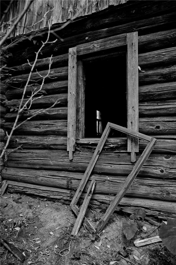 Photo project Forgotten Russia: Forlorn and dying villages - Kryuchki - 06