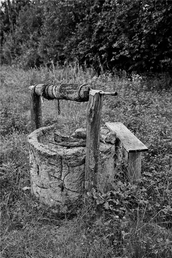 Photo project Forgotten Russia: Forlorn and dying villages - Kryuchki - 08