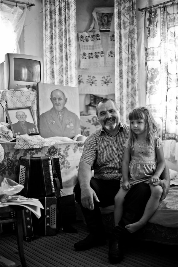 Photo project Forgotten Russia: Forlorn and dying villages - Osinki - 12