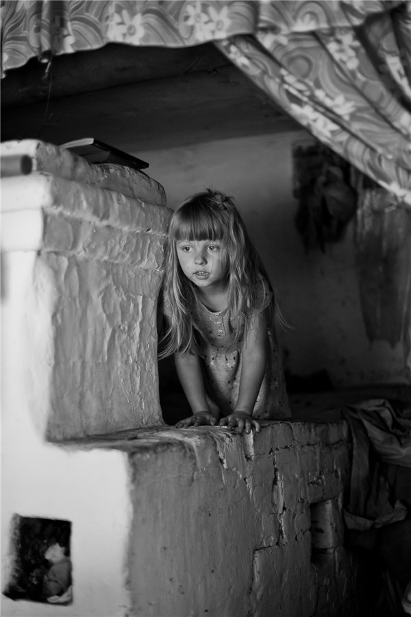 Photo project Forgotten Russia: Forlorn and dying villages - Osinki - 14