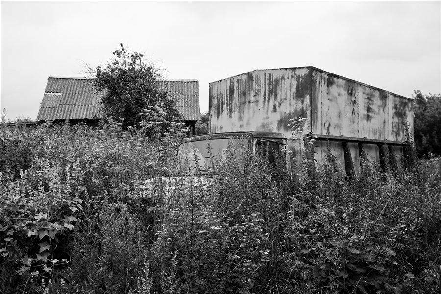 Photo project Forgotten Russia: Forlorn and dying villages - Osinki - 06