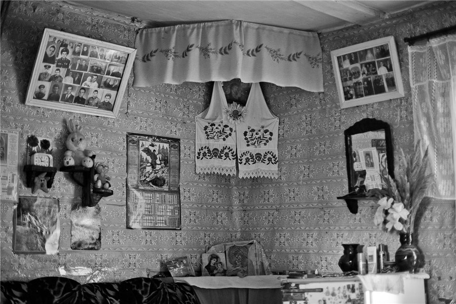 Photo project Forgotten Russia: Forlorn and dying villages - Osinki - 09