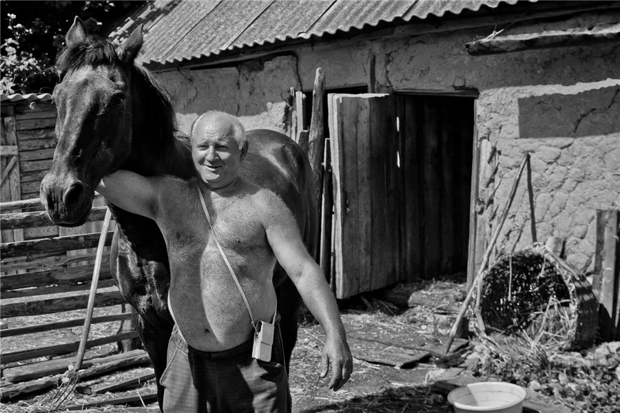Photo project Forgotten Russia: Forlorn and dying villages - Pozhar - 13