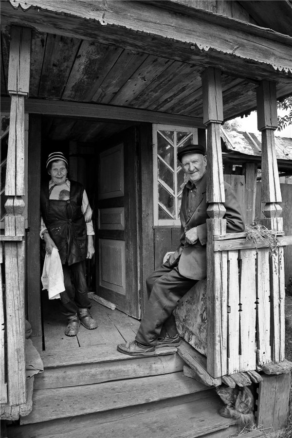 Photo project Forgotten Russia: Forlorn and dying villages - Shapkino - 02