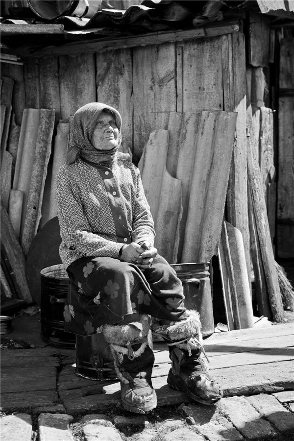 Photo project Forgotten Russia: Forlorn and dying villages - Shapkino - 09