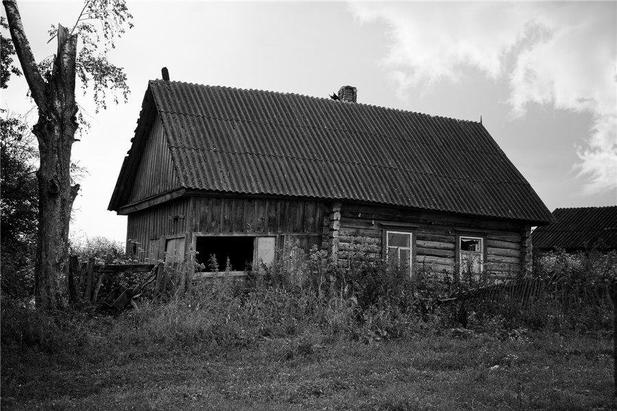 Photo project Forgotten Russia: Forlorn and dying villages - Uprusy - 01
