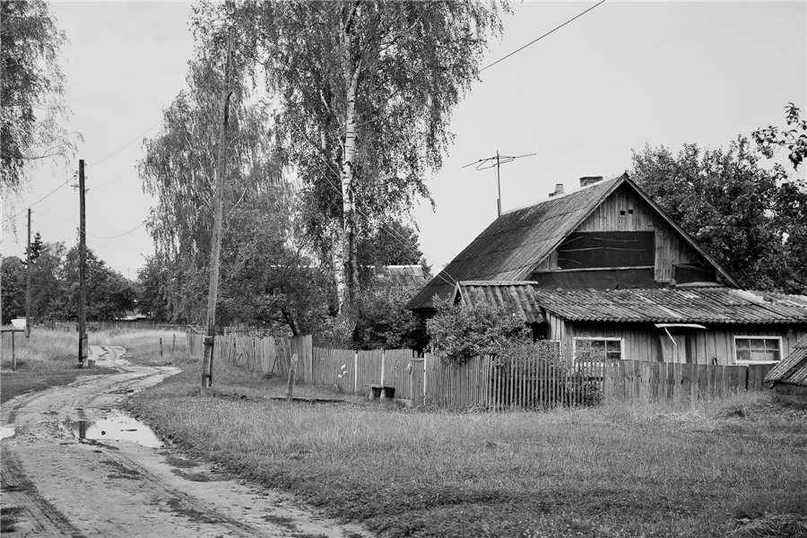 Photo project Forgotten Russia: Forlorn and dying villages - Uprusy - 15