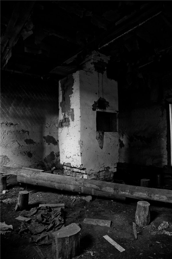 Photo project Forgotten Russia: Forlorn and dying villages - Uprusy - 06