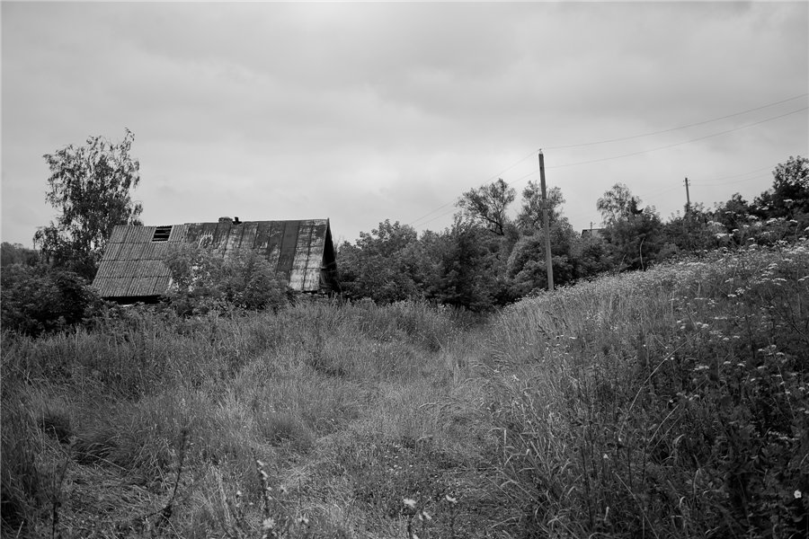 Photo project Forgotten Russia: Forlorn and dying villages - Urukovo - 13