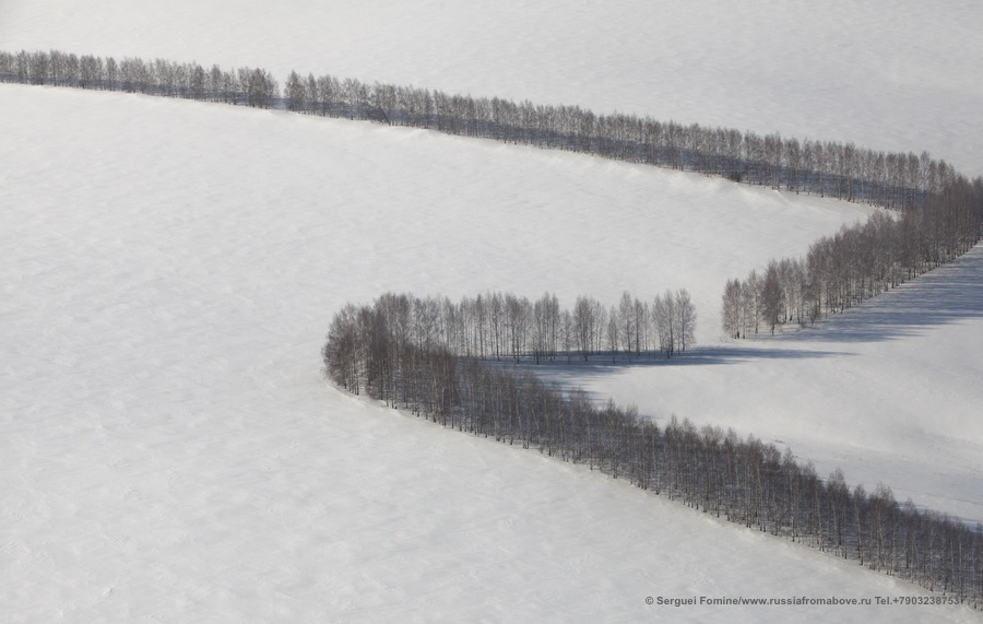Russia from Above: Aerial photography project by Serguei Fomine - 34
