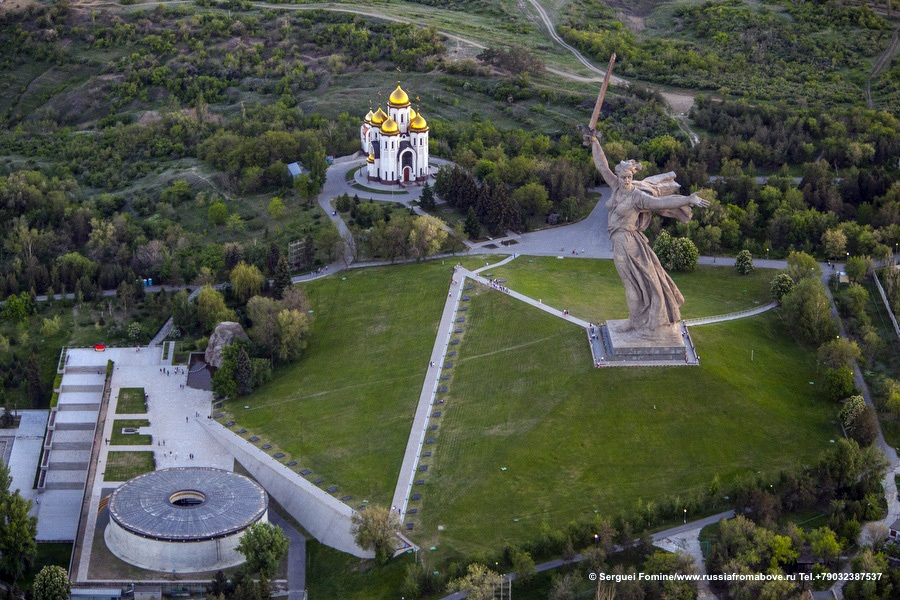 Russia from Above: Aerial photography project by Serguei Fomine - 59