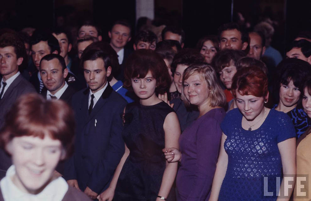 Soviet Youth: Photos of Soviet people from 1960s by Bill Eppridge - 29