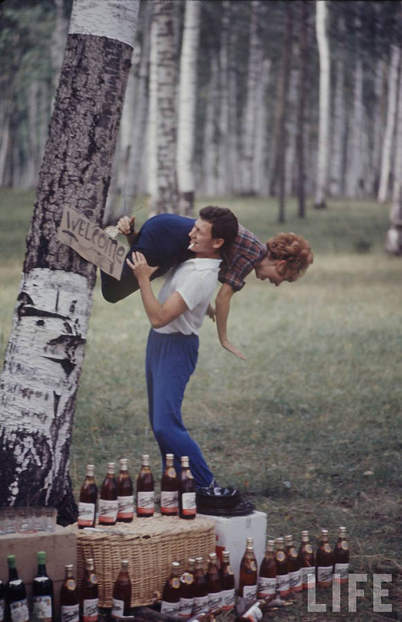 Soviet Youth: Photos of Soviet people from 1960s by Bill Eppridge - 37